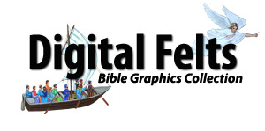 Bible Graphics and Images for Illustrating Bible Presentations
